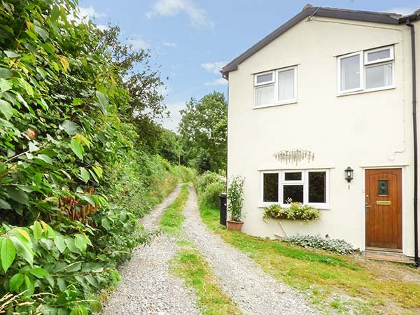 1 FOREST COTTAGES, stone-built, woodburner, lawned area, pet-friendly, in Treflach, Oswestry, Ref 4019 - Image 1 - Oswestry - rentals