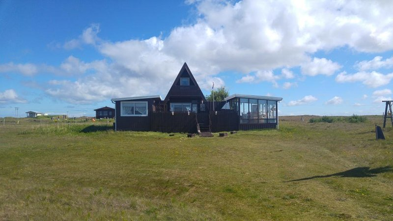 Cosyness Cottage  ( with sea  hot tub) - Image 1 - Innri-Njarthvik - rentals