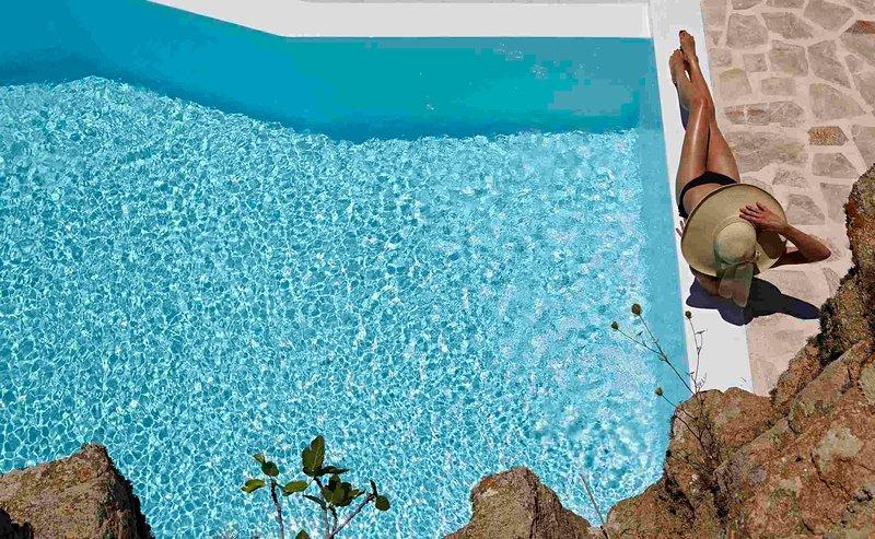 Blue Villas   Moon Illusion   Elegant Privacy - Image 1 - Mykonos Town - rentals