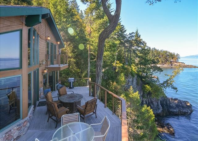 Panorama Lodge on San Juan Island - Image 1 - Friday Harbor - rentals