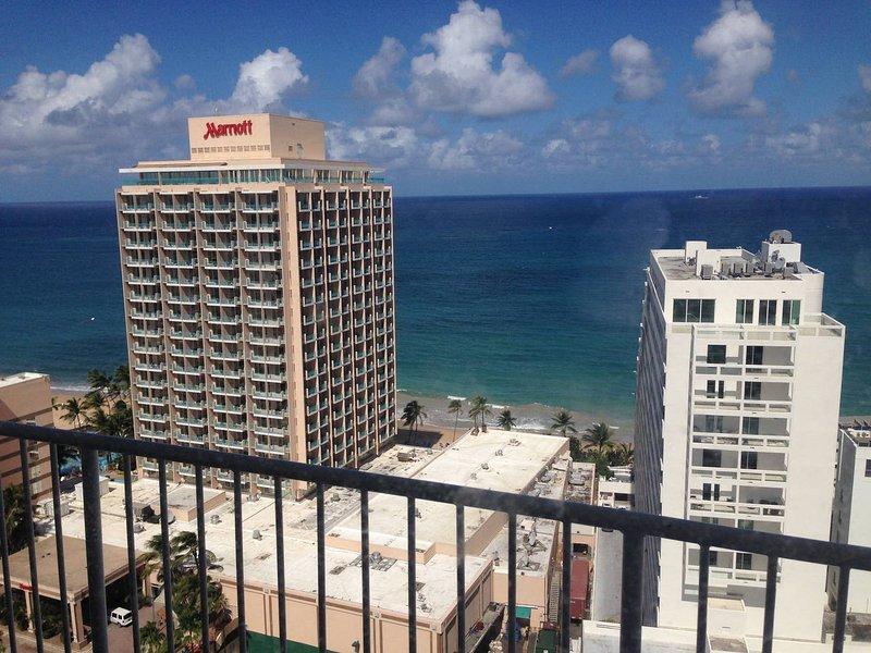 Amazing view - Condo-Studio Apartment - Image 1 - San Juan - rentals