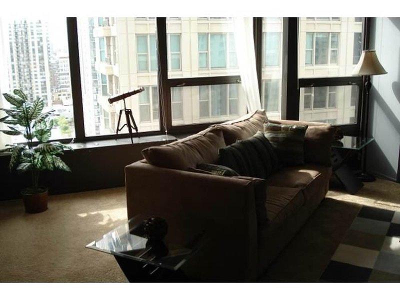 AMAZING AND SPOTLESS FURNISHED 1 BEDROOM 1 BATHROOM CONDOMINIUM - Image 1 - Chicago - rentals