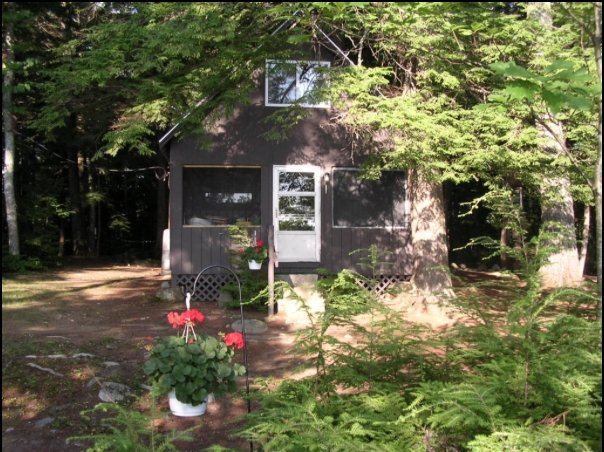 PRIVATE Maine Lakefront Cottage, Private Boat Dock - Image 1 - Norridgewock - rentals