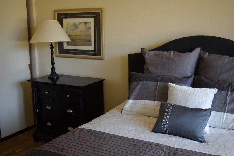Furnished 2-Bedroom Apartment at El Camino Real & Encinal Ave Atherton - Image 1 - Menlo Park - rentals