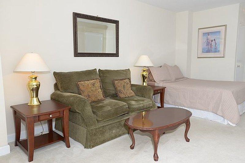 Furnished Studio Apartment at Fairfax Dr & N Lynn St Arlington - Image 1 - Rosslyn - rentals