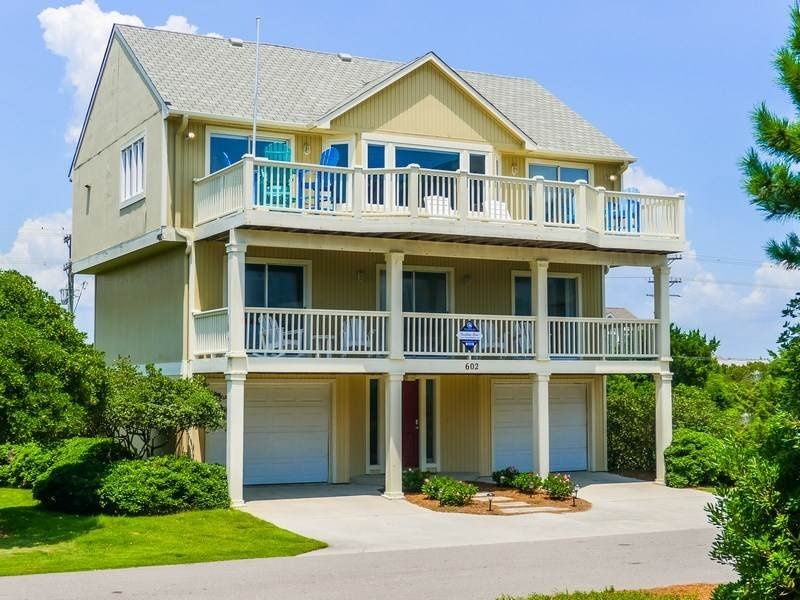 AS GOOD AS IT GETS - Image 1 - Topsail Beach - rentals