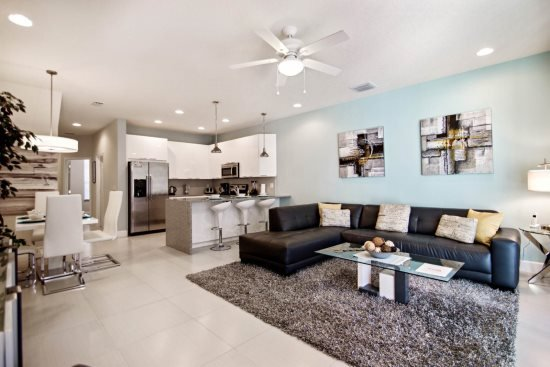 Modern 3 Bed 3 Bath Town Home with Splash Pool. 1509TA - Image 1 - Four Corners - rentals