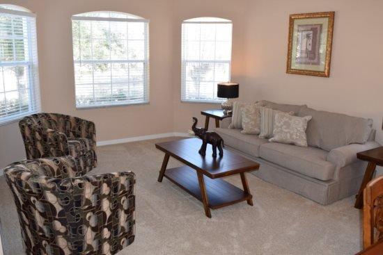 Highland Reserve 5 Bedroom 3 Bath Pool Home. 131BON - Image 1 - Davenport - rentals