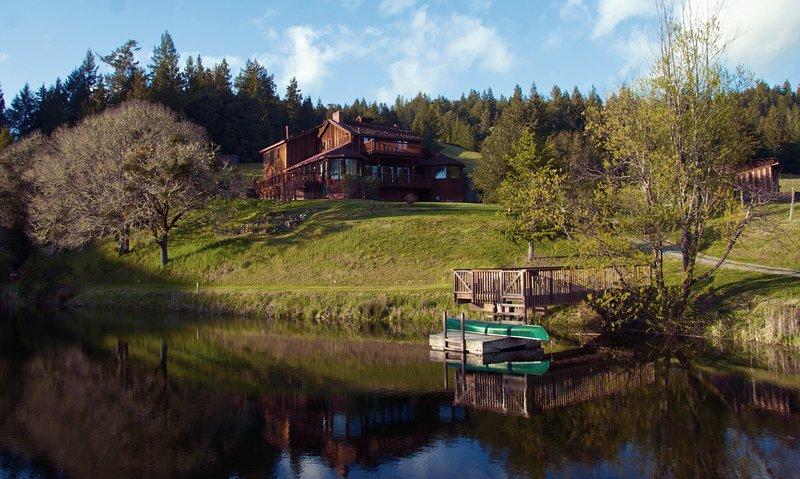 Shambhala Ranch Country Estate and Retreat Center - Image 1 - Ukiah - rentals