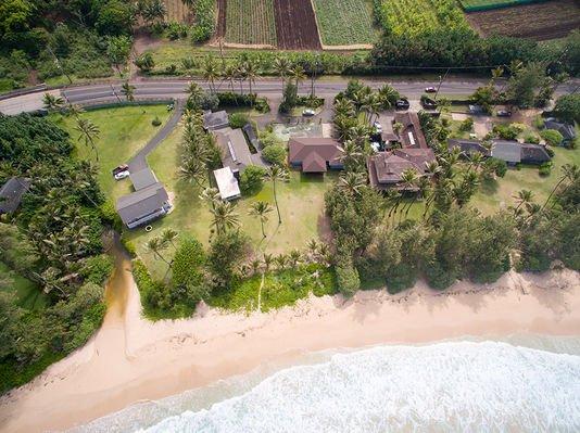 Hale Kekela Estate - 10 BR, Beach front, Specials! - Image 1 - Laie - rentals