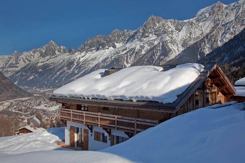 Chalet Passo - Image 1 - Les Houches - rentals