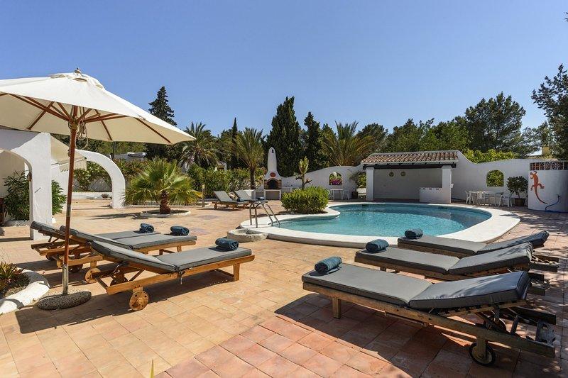 Villa Romero - Image 1 - Sant Antoni de Portmany - rentals