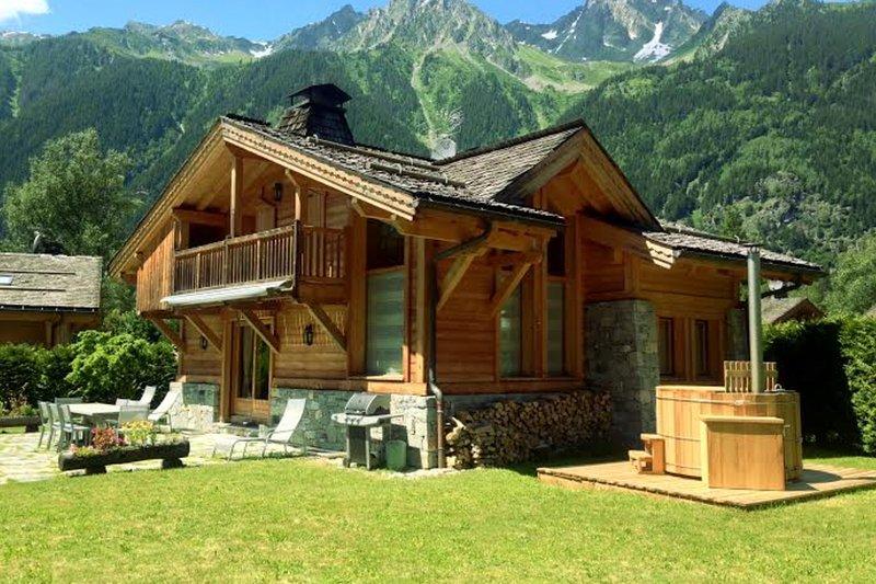 Chalet Solar - Image 1 - Chamonix - rentals