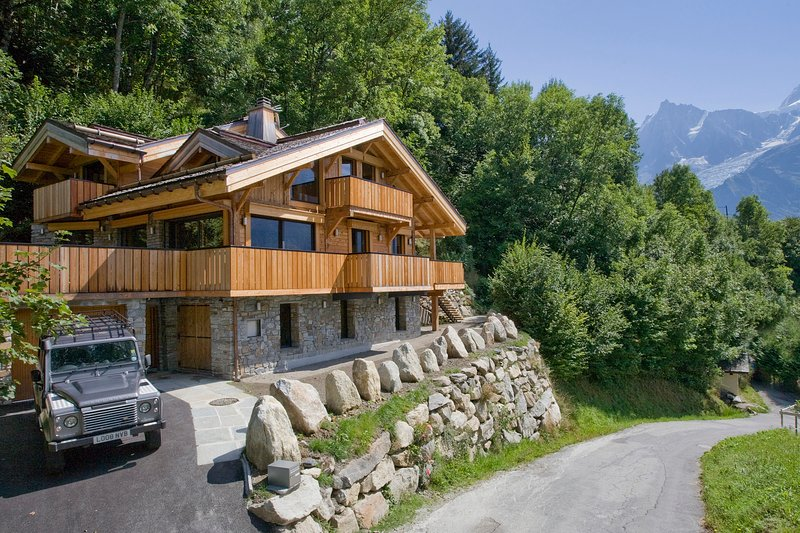Chalet Helene - Image 1 - Les Houches - rentals
