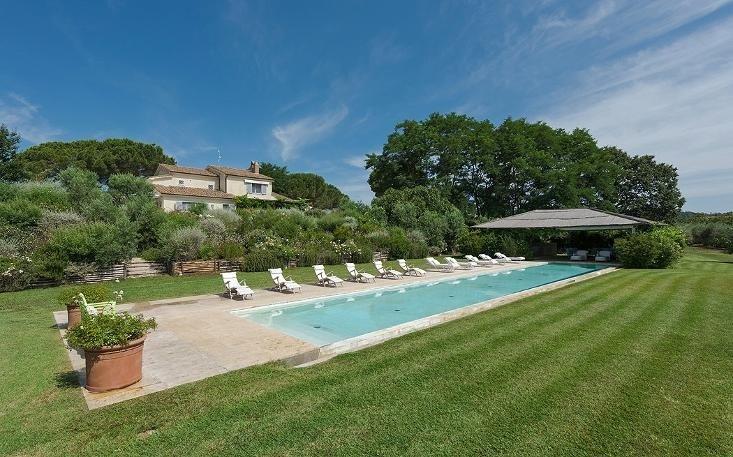 Villa Manciano 17 - Image 1 - Marsiliana - rentals