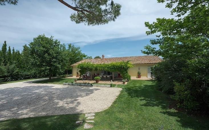 Villa Manciano 9 - Image 1 - La Campigliola - rentals