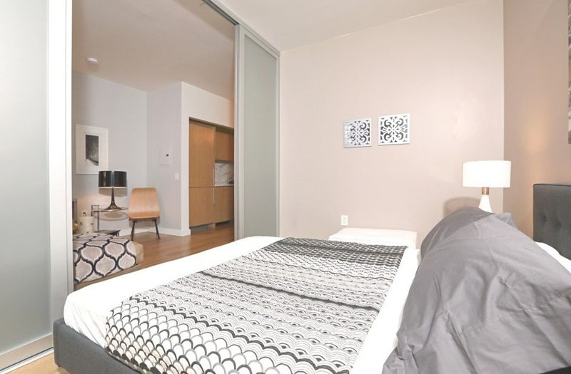 Brilliant and Sleek 1 Bedroom Apartment in NYC - Image 1 - New York City - rentals