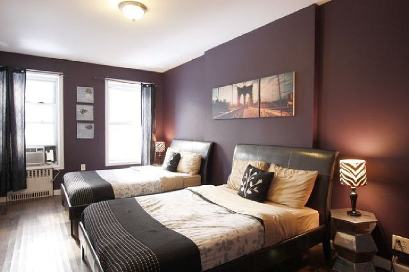 Furnished 2-Bedroom Apartment at Ave of the Americas & W 55th St New York - Image 1 - Manhattan - rentals
