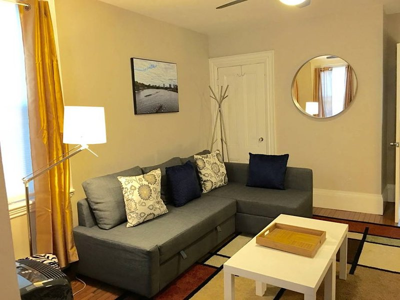 Furnished 3-Bedroom Apartment at Telegraph St & Knowlton St Boston - Image 1 - Boston - rentals