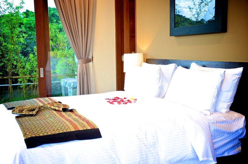 Master Suite - Villa Karang Kirana-Ocean View - Jimbaran - rentals