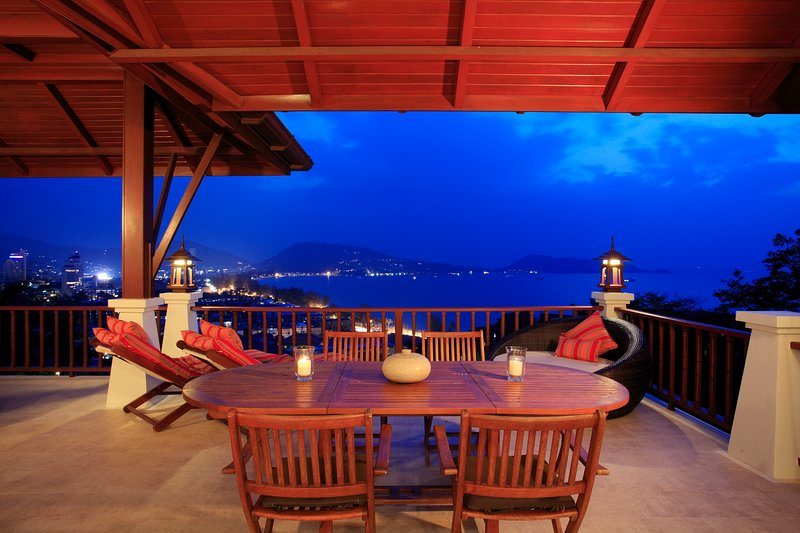 Terrace - C11-La Cigale, - Patong - rentals