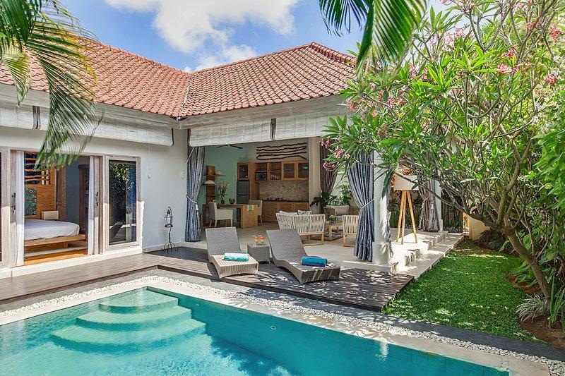 One Bedroom Garden Villa, Central Seminyak; - Image 1 - Seminyak - rentals