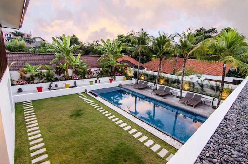 Villa Klee, A Modern 4Bedroom Villa in Umalas - Image 1 - Kerobokan - rentals