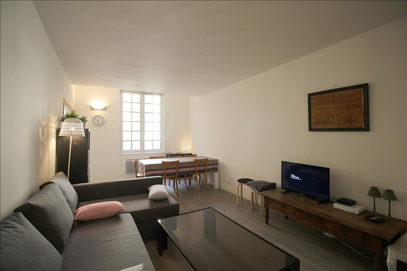 Quai Richelieu 2 - Apartement with terrasse and balcony in the center - Image 1 - Bordeaux - rentals