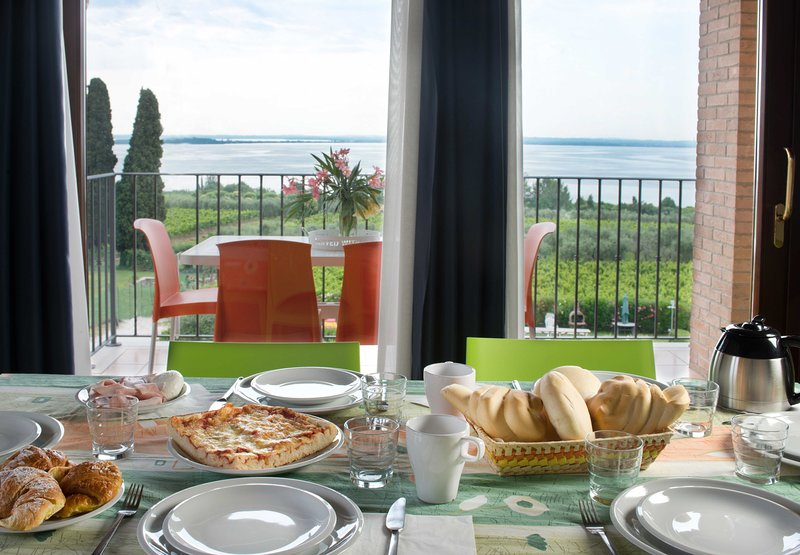 CorteFerrari:2Bdr. ELEGANCE,pool, lakeview,balcony - Image 1 - Moniga del Garda - rentals