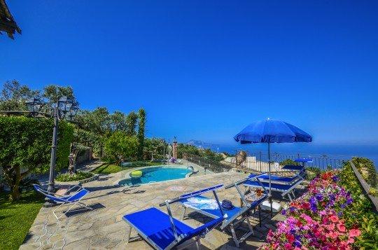 VILLA MARIKA 1 - SORRENTO PENINSULA - Sant'Agata Sui Due Golfi - Image 1 - Italy - rentals