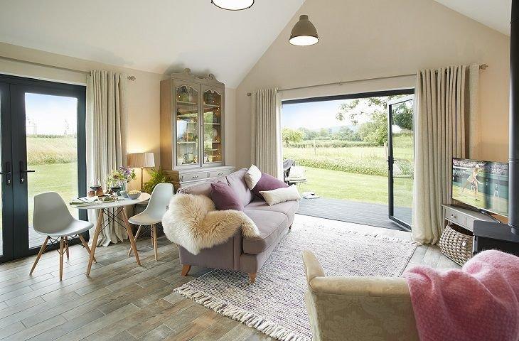 Broomers Barn - Image 1 - Ludlow - rentals