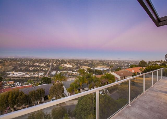 Sweeping sunrise, City lights, and Mountain views! - Image 1 - La Jolla - rentals