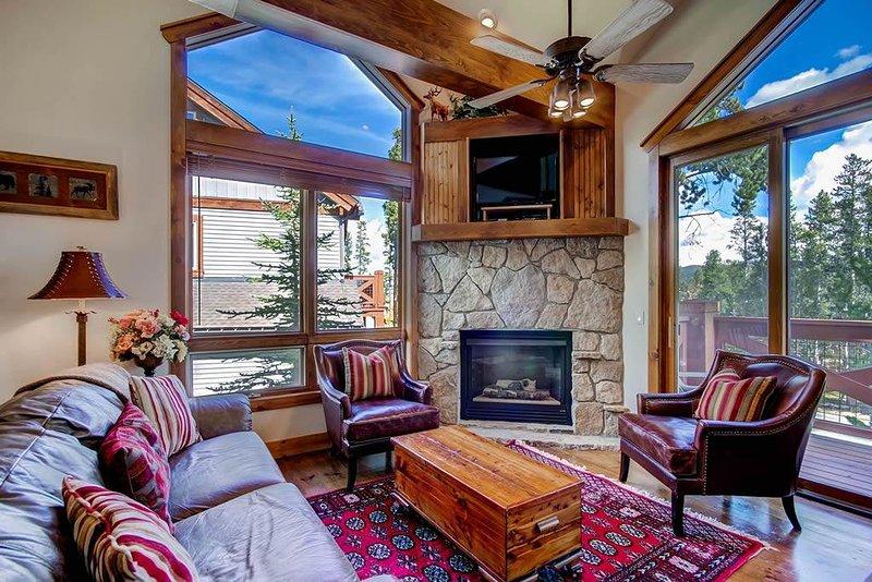 Amber Sky - Ski-In/Ski-Out - Image 1 - Breckenridge - rentals