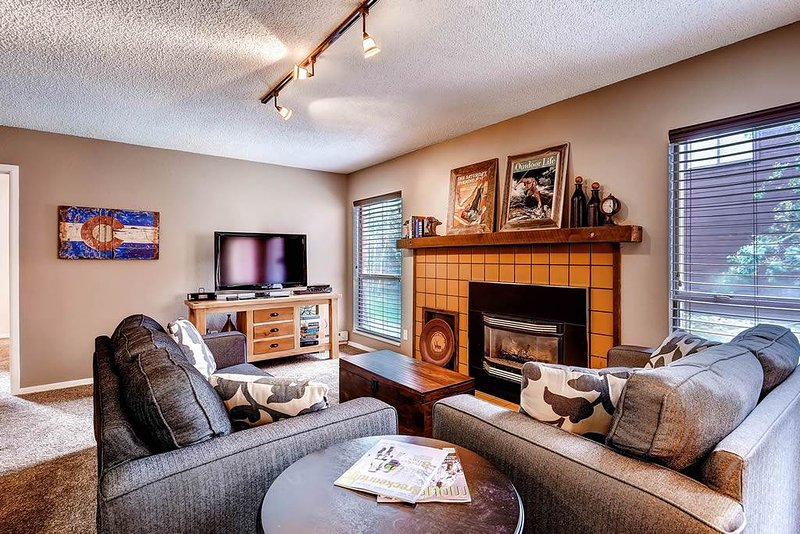 Base 9 B103 - Walk to Lifts/Walk to Town - Image 1 - Breckenridge - rentals