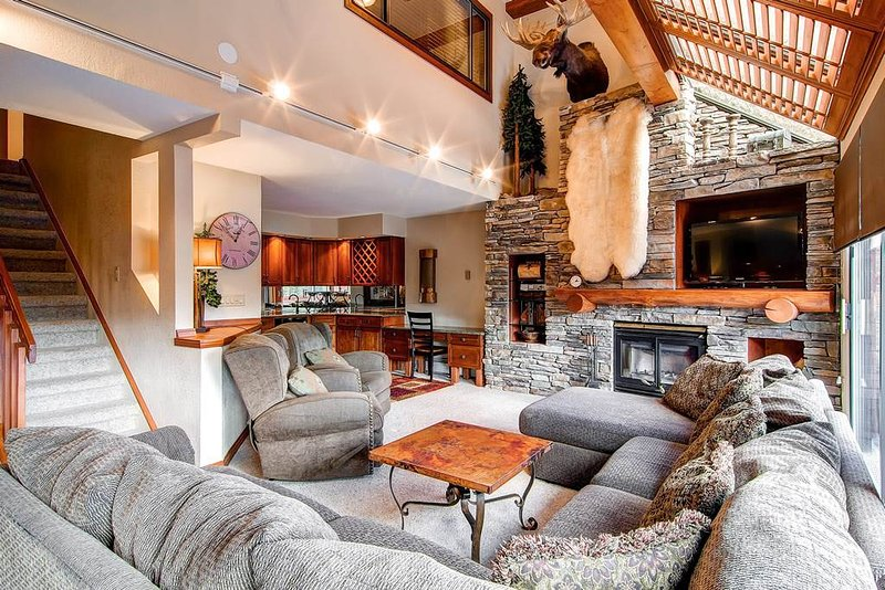 Beaver Run Black Diamond Penthouse - Ski-In/Out - Image 1 - Breckenridge - rentals