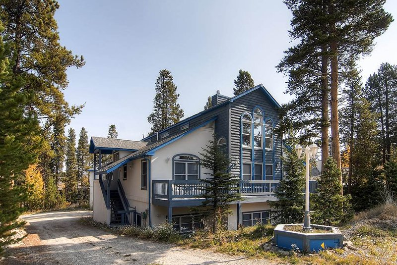 Casa de Alta - Private Home - Image 1 - Breckenridge - rentals