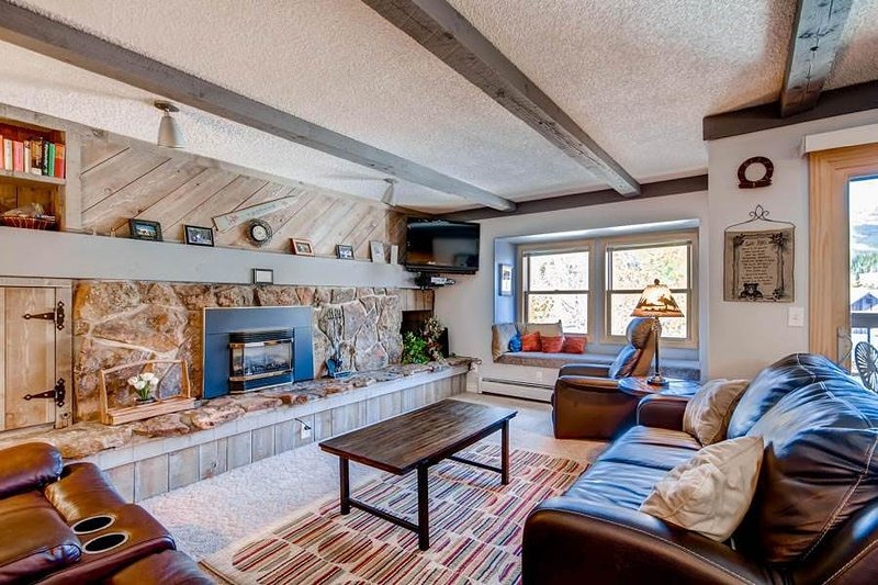 Longbranch 216 - Shuttle to Lifts/Walk to Town - Image 1 - Breckenridge - rentals