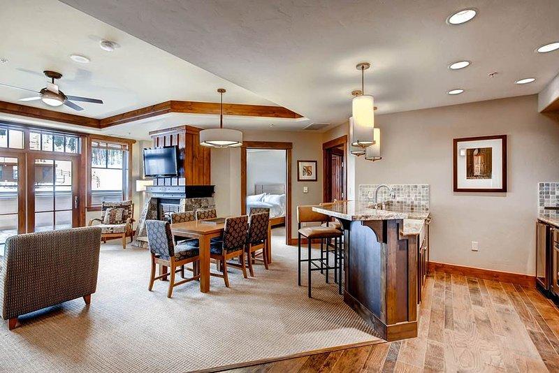 One Ski Hill Place 8307 - Ski-In/Ski-Out - Image 1 - Breckenridge - rentals