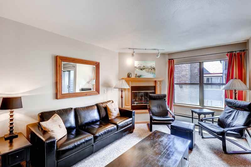 Beautiful Breckenridge 2 Bedroom Ski-in - RE311 - Image 1 - World - rentals