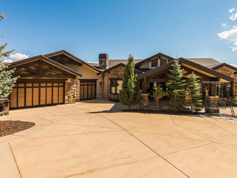 6 Bedroom Luxury Estate with Canyons Views - 6 Bedroom Luxury Estate with Canyons Views - Park City - rentals