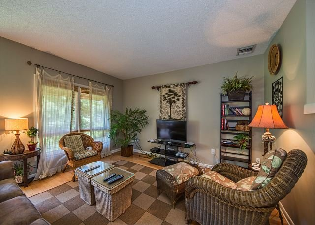Perfect Family Accommodations - Anchorage 7411, 2 Bedroom, Lagoon View, Pool, Hot Tub, Sleeps 6 - Hilton Head - rentals
