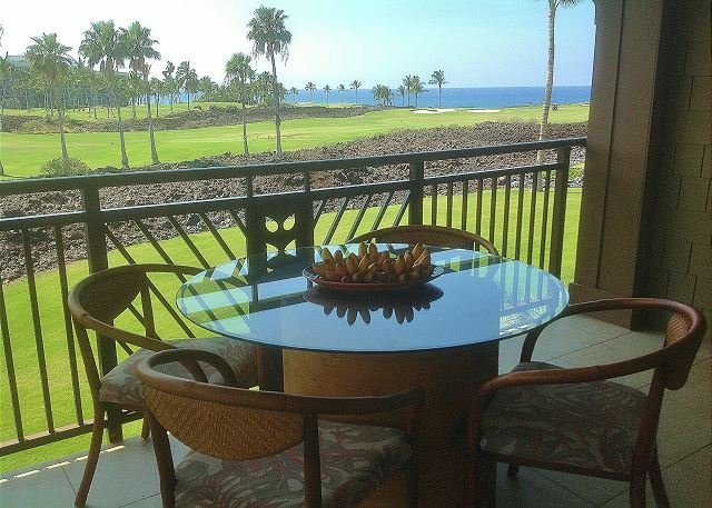 Spacious Two Bedroom, Two Bath Ocean View Villa (AC & Resort Fees incl.) - Image 1 - Waikoloa - rentals