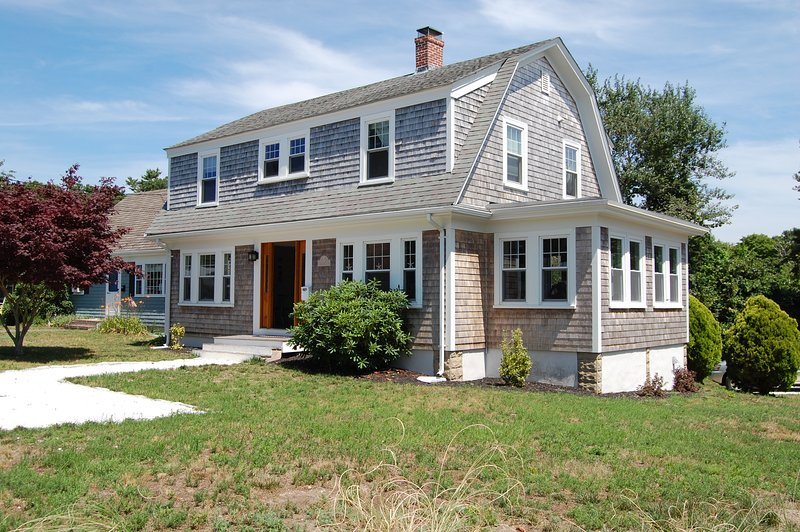 Front - 40 Mass Ave - Walk Beach - ID# 834 - West Yarmouth - rentals