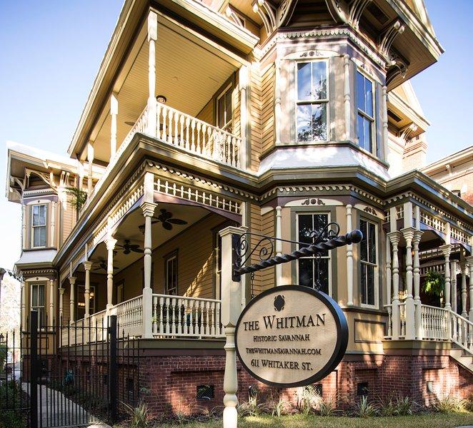 The Whitman on Forsyth Park - Image 1 - Savannah - rentals