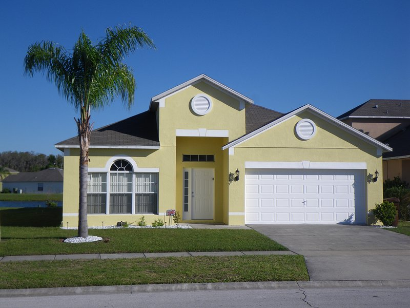 Ladysvilla (our home in the sun)- Kissimmee Villa - Image 1 - Kissimmee - rentals