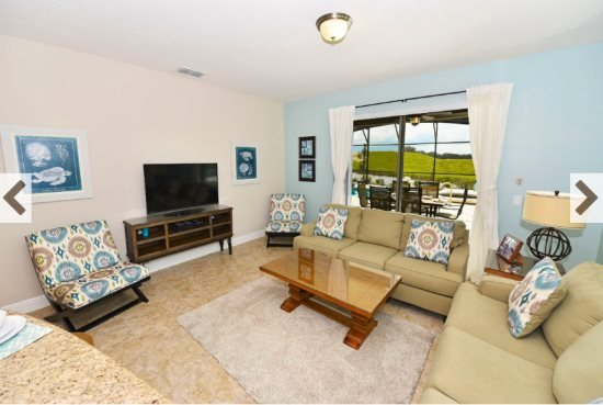 Solterra Resort 5 Bedroom 4.5 Bath Pool Home. 5336OA - Image 1 - Davenport - rentals