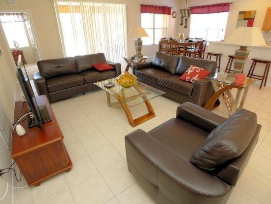 5 Bedroom 4 Bath Watersong Resort Pool Home. 163TC - Image 1 - Davenport - rentals