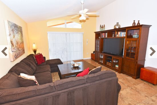 4 Bedroom 3 Bath Watersong Pool Home. 814OCB - Image 1 - Davenport - rentals