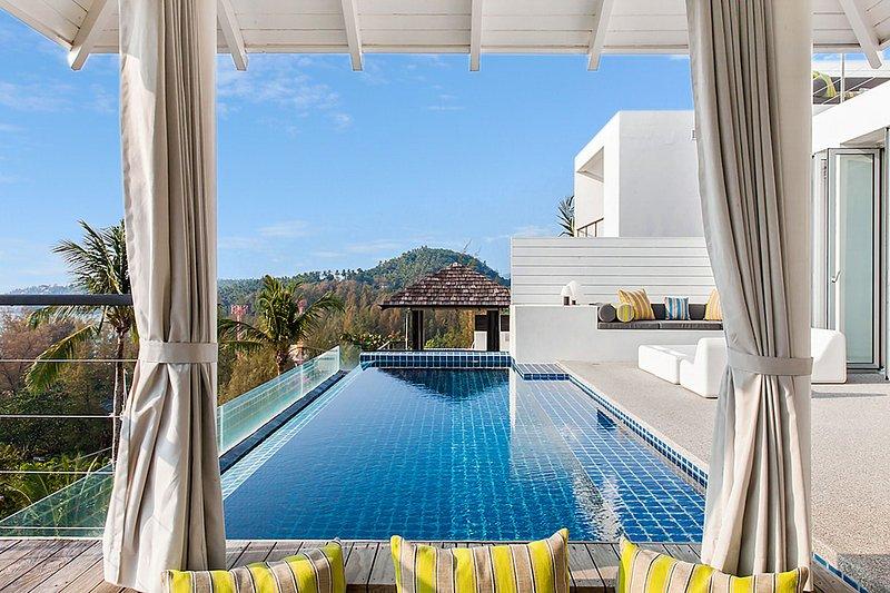 Villa Sammasan, Sleeps 7 - Image 1 - Surin Beach - rentals