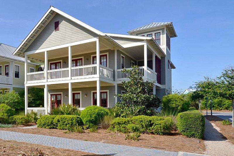 exterior - Masterpiece - Combo - Seaside - rentals